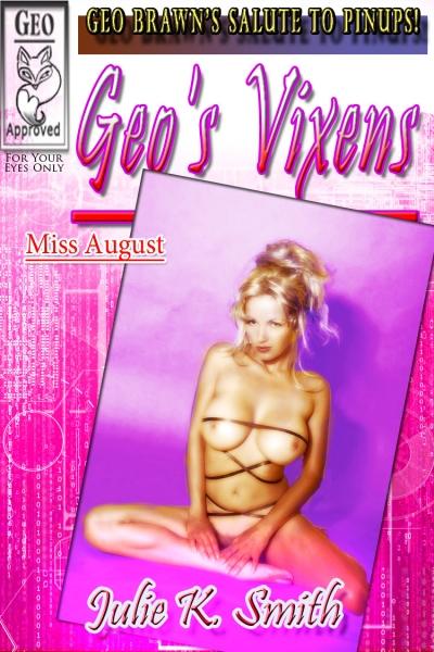 ***Vixen Mag Cover.