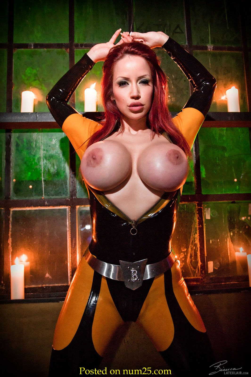 Nude bianca beauchamp completely