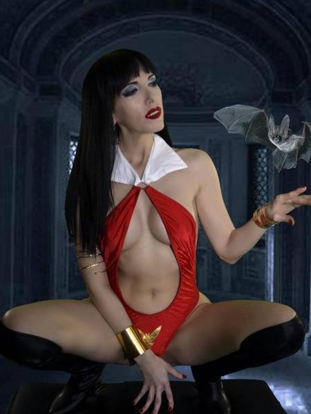 VampirellaMeBatGood