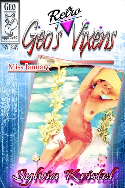 ***Vixen Mag Cover Retro
