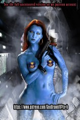 Mystique in Hall