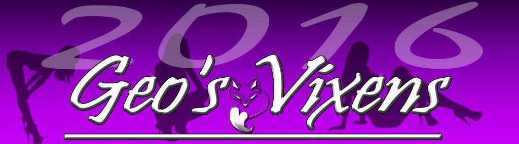 New Banner Geo Vixen's