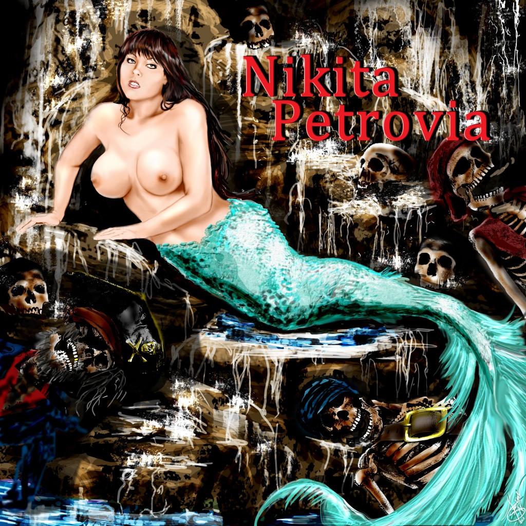 Nikita Mermaid-Censored