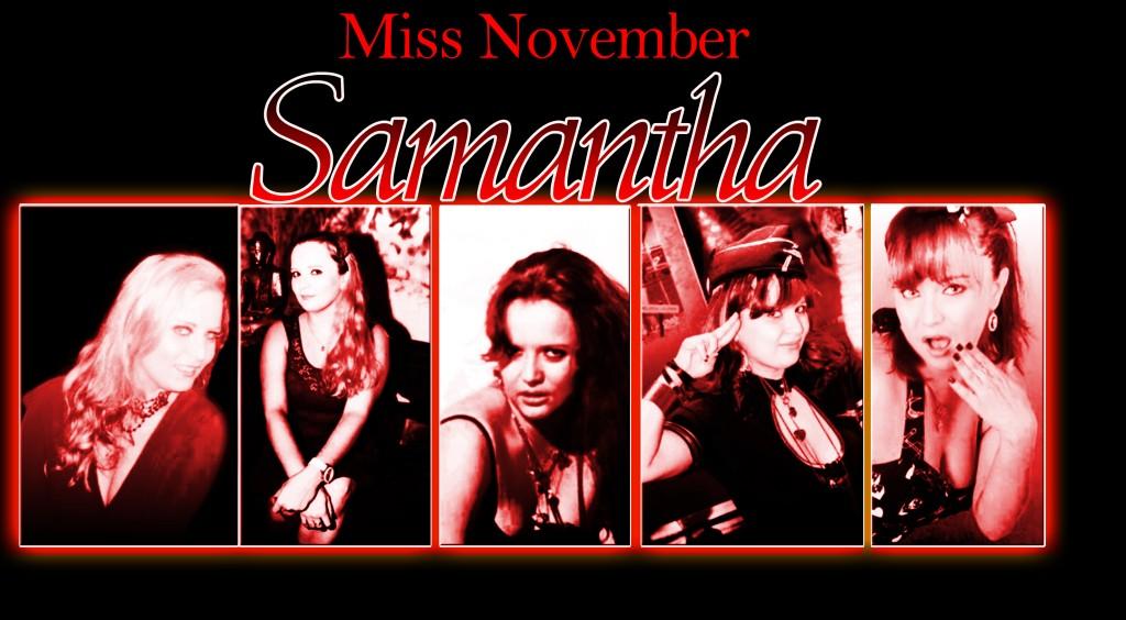 Samantha's Banner