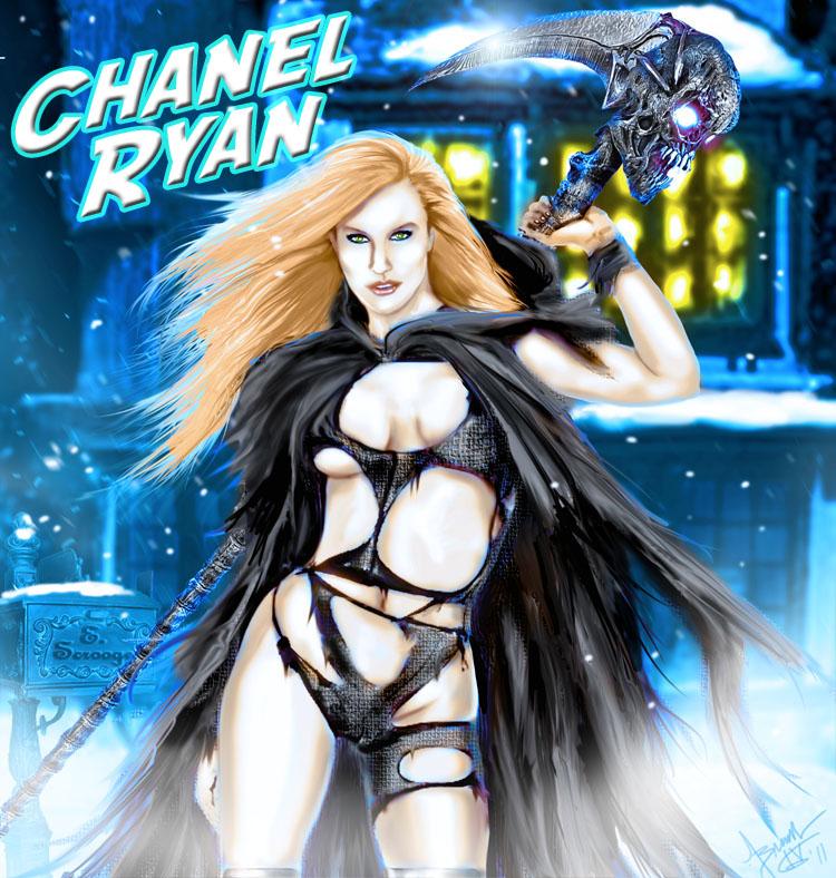 Sexy Chanel Reaper Site