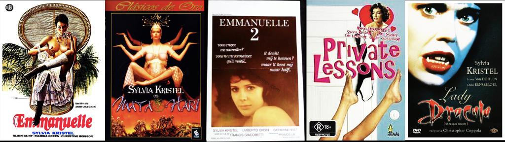 Sylvia Kristel Movies